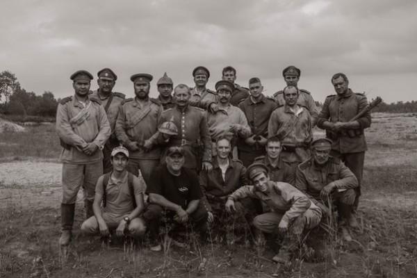 """Завершились съемки короткометражного фильма """"Осовец""""."""