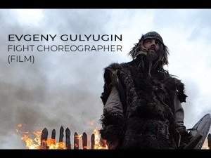 Fight Choreographer Showreel (film only)