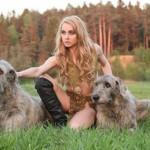 Женственность и риск - Светлана Токарская о профессии каскадер