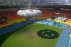 В Лужниках прошел XIV чемпионат мира по лёгкой атлетике