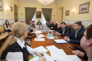В Министерстве культуры обсудили профстандарты.
