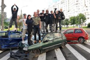 "Блокбастер ""Код Каина"" объединил каскадеров из восьми стран"